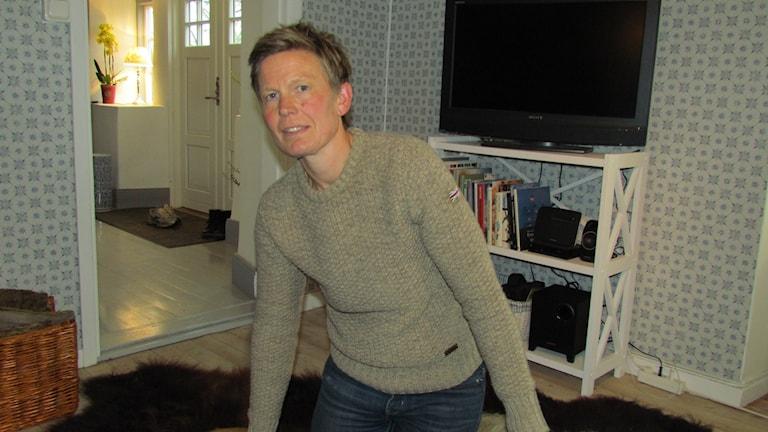Helena Westerman. Foto: Mari Winarve/Sveriges Radio