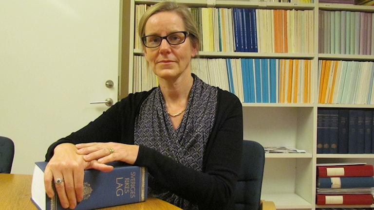 Charlotta Tanner. Foto: Jonas Neuman/Sveriges Radio