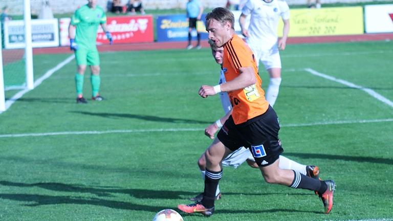Villiam Dahlström, FC Gute