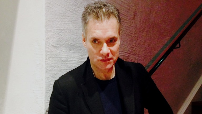 Thorsten Flinck. Foto: Catarina Gustafsson/Sveriges Radio