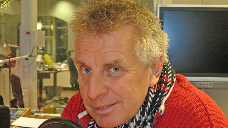 Pigge Werkelin. Foto: Mika Koskelainen/Sveriges Radio