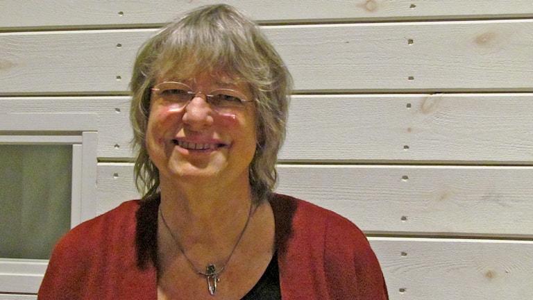 Marie Eenfeldt. Foto: Sveriges Radio.