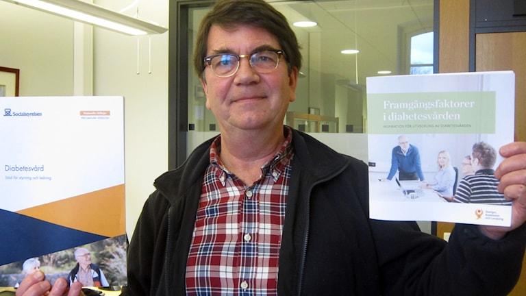 Thomas Kunze. Foto: Jonas Neuman/Sveriges Radio