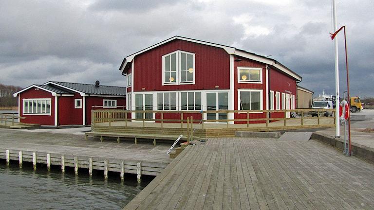 Klinte båtklubb inviger nya restaurangen