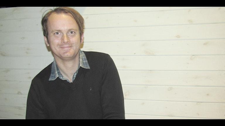 Per Wallstedt är samordnare av Öspelen på Gotland 2017.