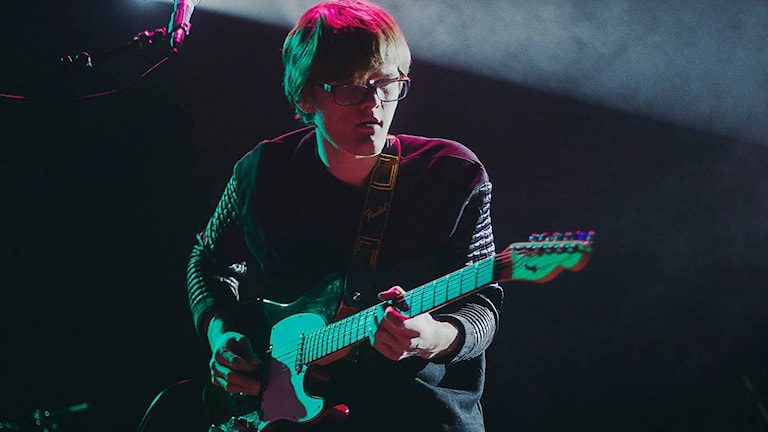 Anton Engdahl. Foto: Jonna Häglund