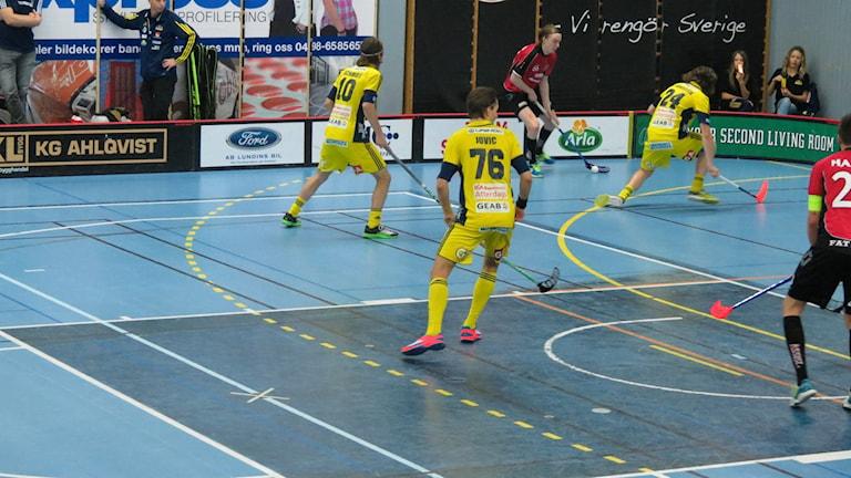 Visby IBK-Hässelby SK