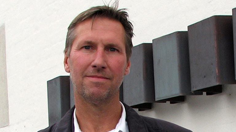 Lars Dahlström. Foto: Sveriges Radio