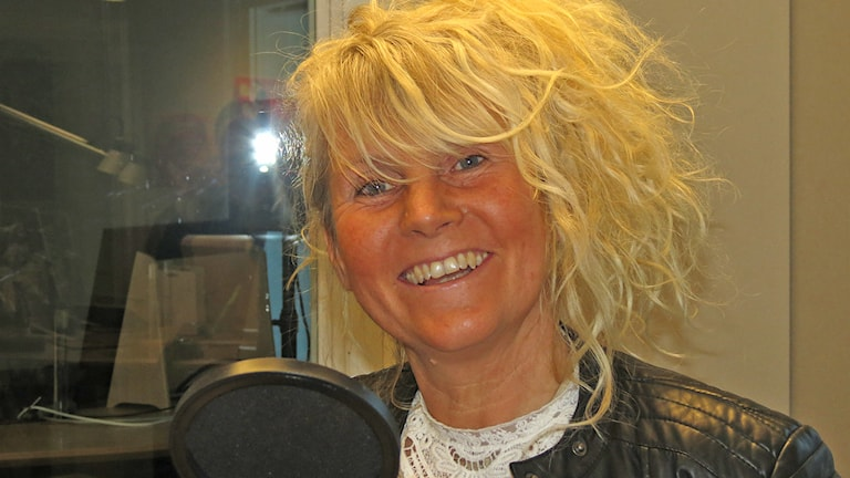 Birgitta du Rietz. Foto: Mika Koskelainen/Sveriges Radio