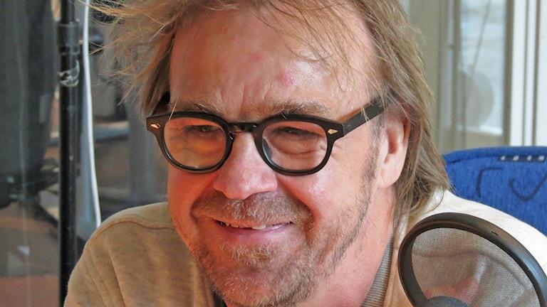 Kalle Melander. Foto: Mika Koskelainen/Sveriges Radio