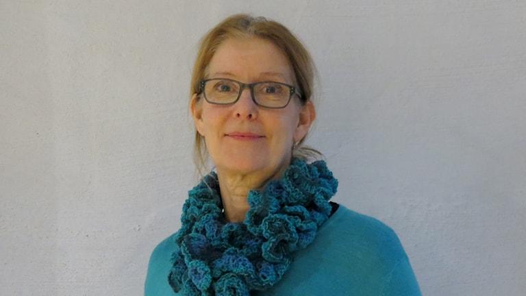Ethel Forsberg. Foto: Jonas Neuman/Sveriges Radio