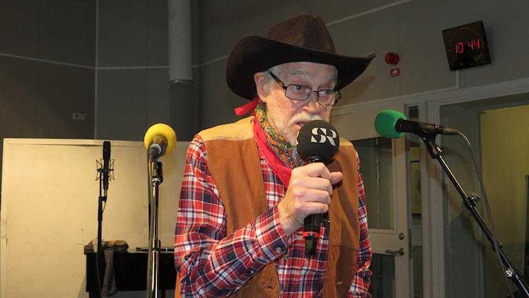 Roland Olsson. Foto: Jonas Neuman/Sveriges Radio