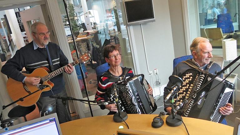 Foto: Mika Koskelainen/Sveriges Radio