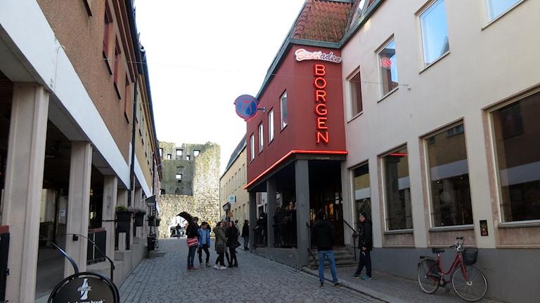 Bio Borgen. Foto: Jonas Neuman/Sveriges Radio