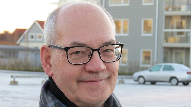 Socialdemokratiske politikern Björn Jansson. Foto: Lasse Eskelind/Sveriges Radio