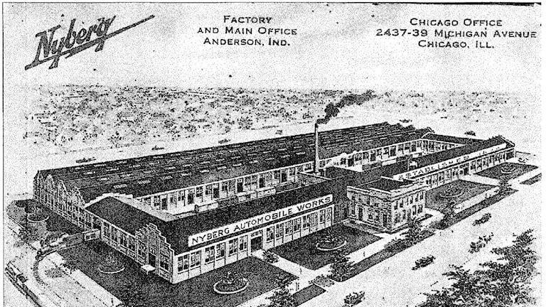Automobile Works i Chicago