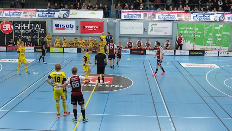 Visby IBK får ny tränare kommande säsong.
