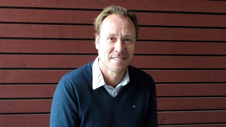 Lasse Andersson. Foto: Malin Nordström/Sveriges Radio