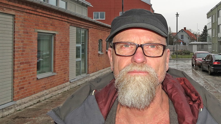 Per Edman. Foto: Mika Koskelainen/Sveriges Radio