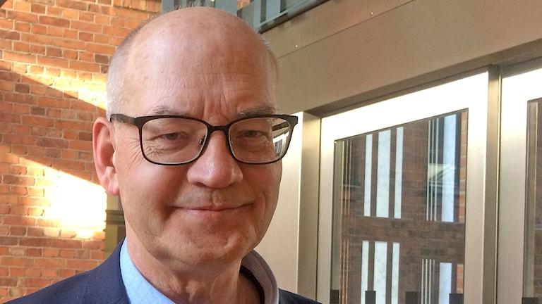 Björn Jansson. Foto: Ulrika Uusitalo Fernholm/Sveriges Radio