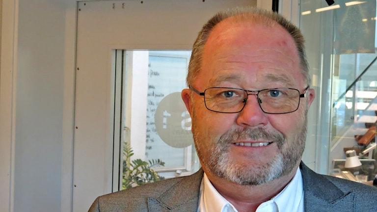 Mats Ågren. Foto: Mika Koskelainen/Sveriges Radio