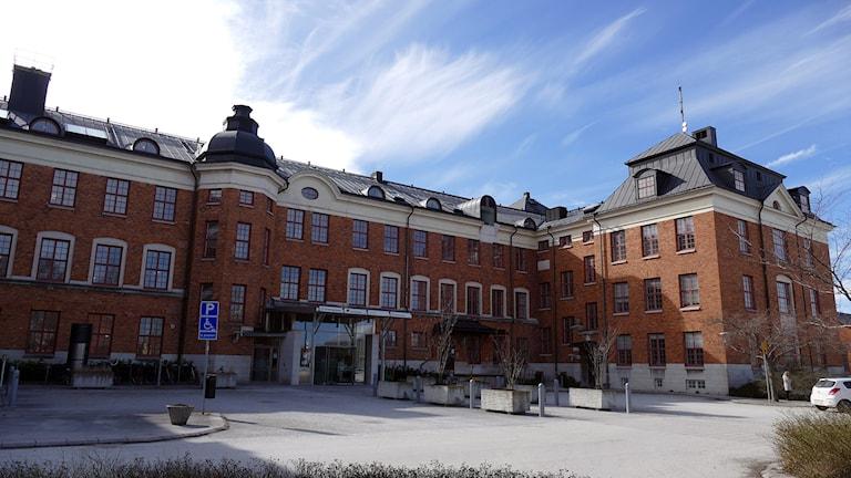 Skatteverket. Foto: Jonas Neuman/Sveriges Radio