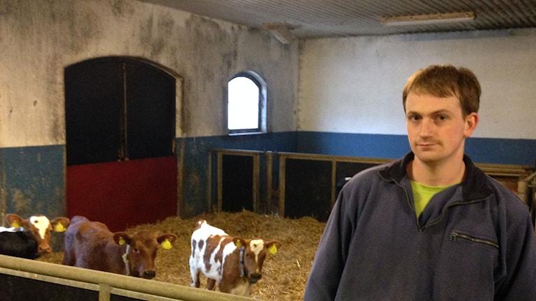 Johan Bolin lantbrukare Eskelhem