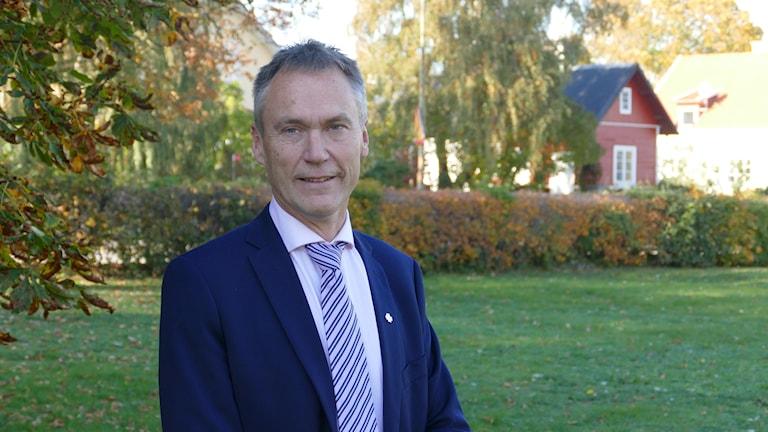Riksdagsledamoten Lars Thomsson (C)