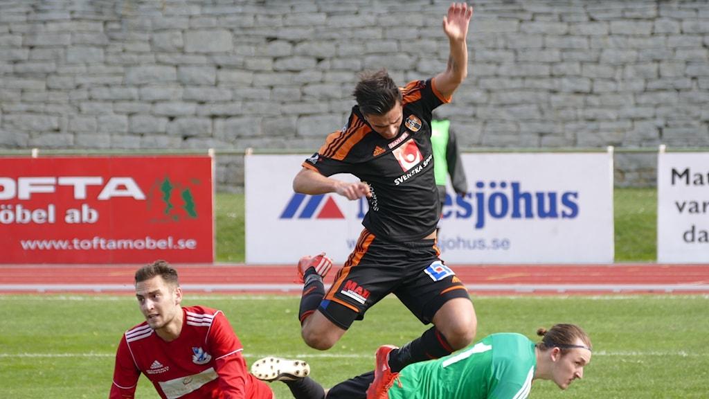 FC Gutes Martin Silva.