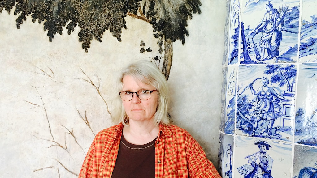 Viveka Falck. Foto: Karin Brindt/Sveriges Radio