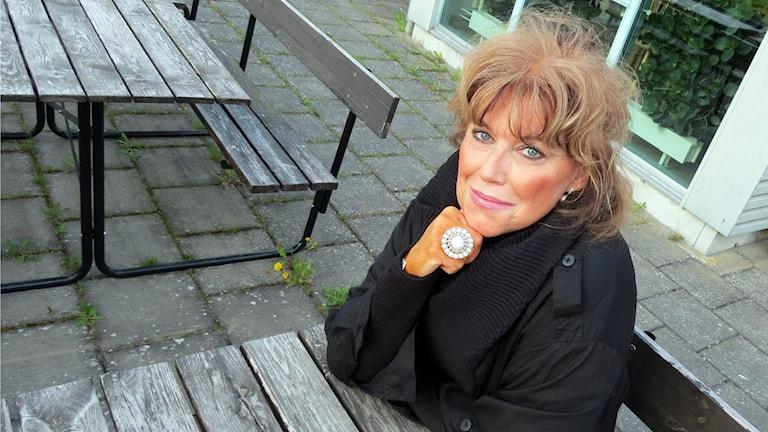 Marie Nilsson Lind. Foto: Johannes Hallbom/Sveriges Radio