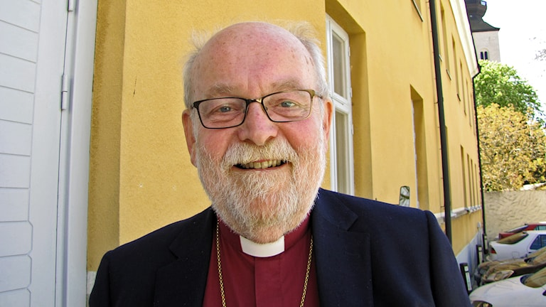Biskop Sven-Bernhad Fast, Visby _LA