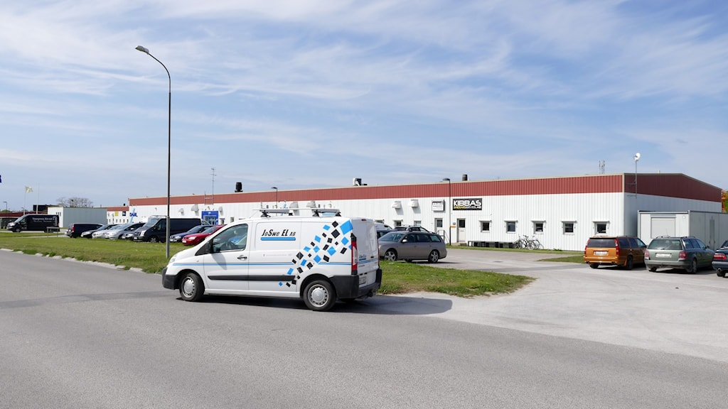 Hantverket 1. Foto: Jonas Neuman/Sveriges Radio