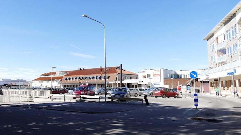 Parkering. Foto: Jonas Neuman/Sveriges Radio