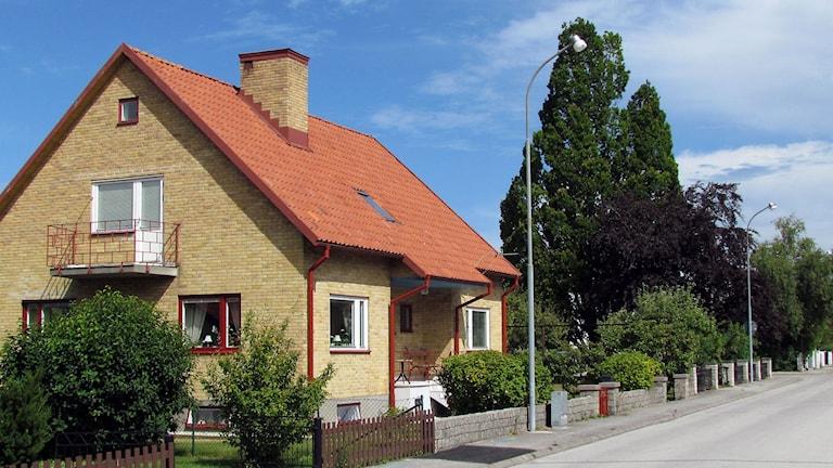 Villa. Foto: Jonas Neuman/Sveriges Radio