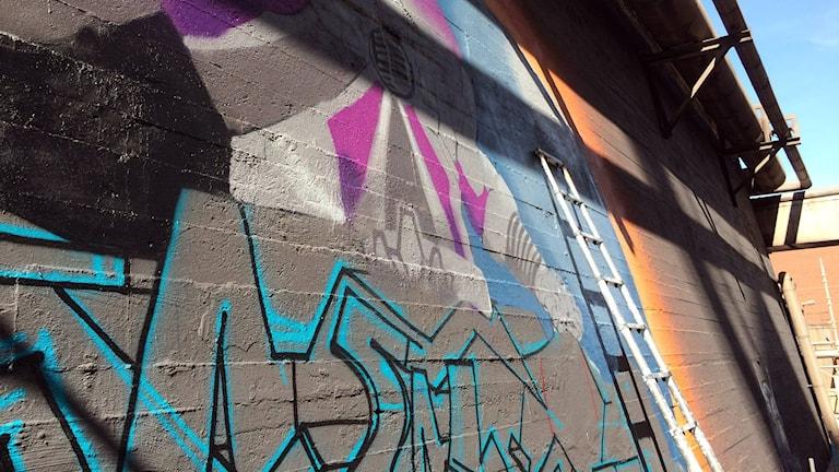 graffiti cementa slite