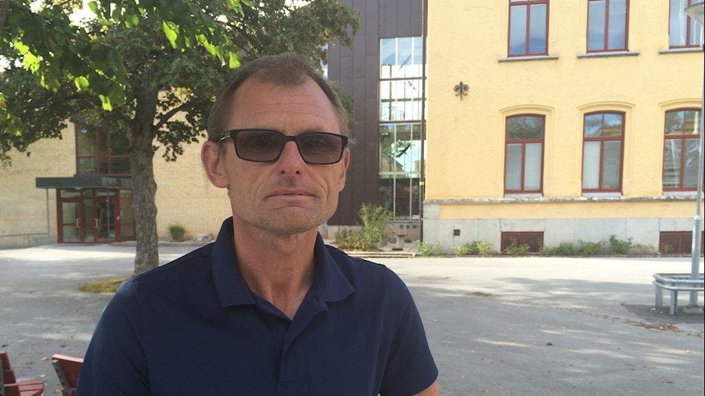 Torsten Flemming. Foto: Ulrika Uusitalo Fernholm/Sveriges Radio