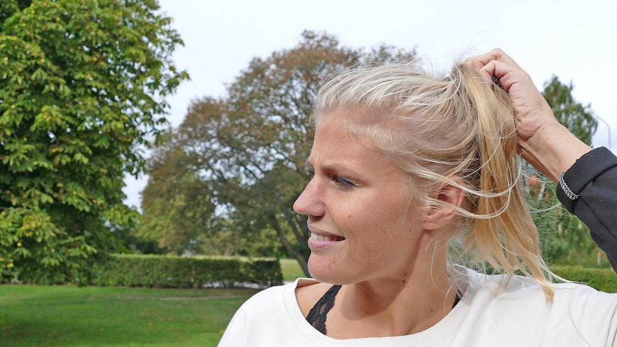 Lee Gotvik. Foto: Mika Koskelainen/Sveriges Radio