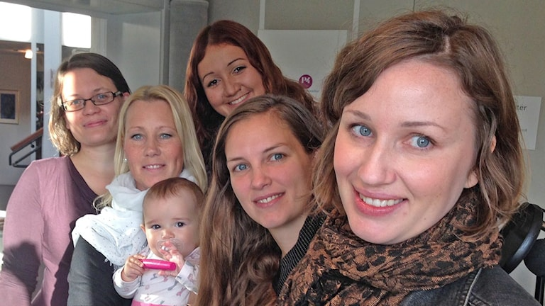MorgonstudFoto: Amanda Heijbel/Sveriges Radio