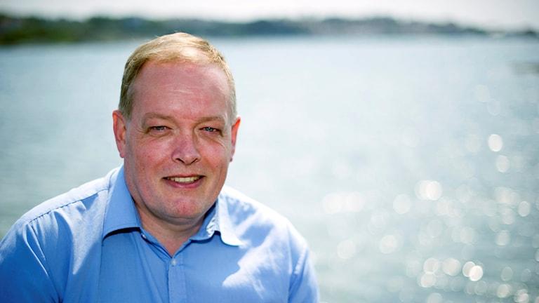 Björn Risinger. Foto: Adam Ihse/TT