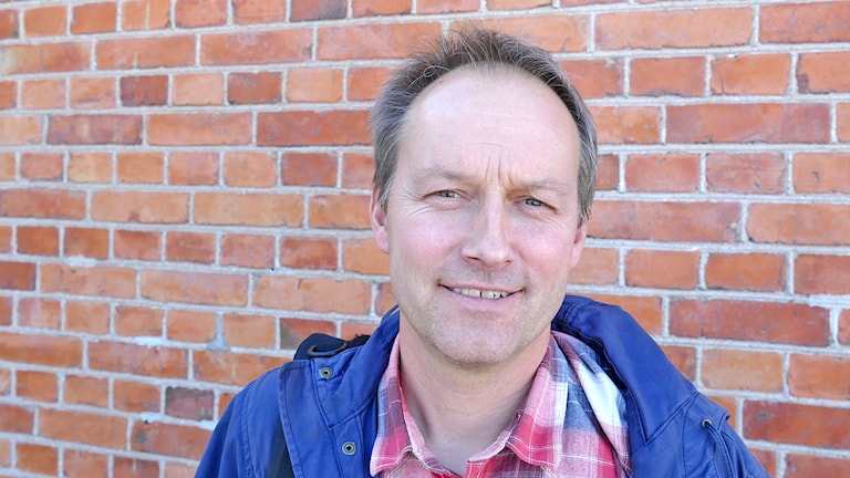 Mattias Vejlens. Foto: Mika Koskelainen/Sveriges Radio