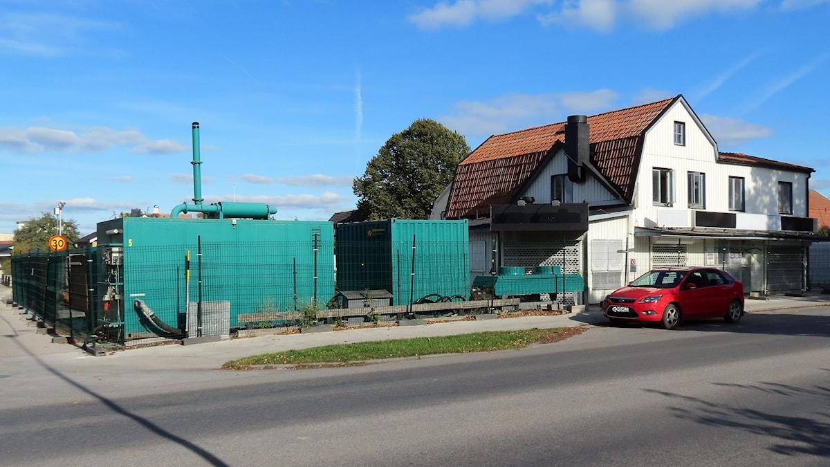 Sanering av Renotvätten. Foto: Jonas Neuman/Sveriges Radio