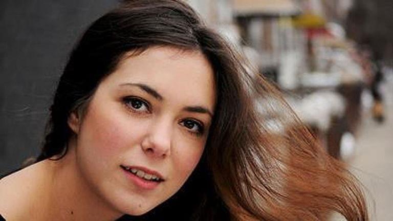 Clara Strauch. Foto: Jordan Coffey