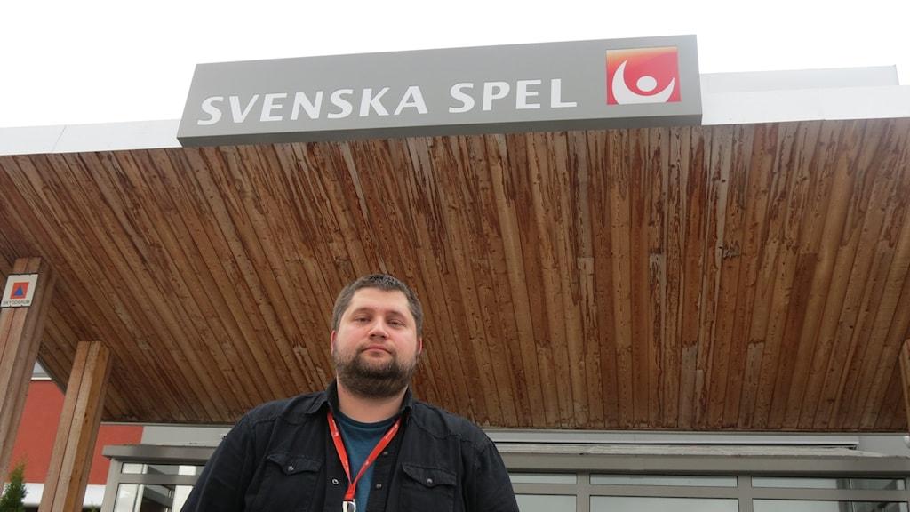 Johnny Wid, klubbordförande Unionen, Svenska Spel