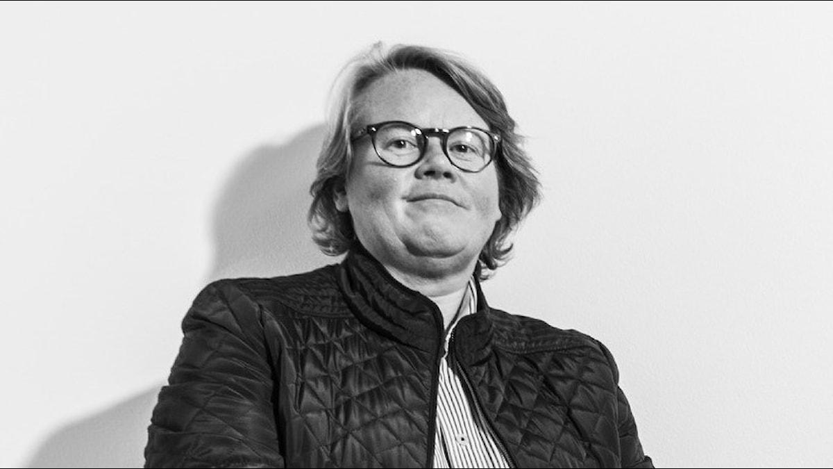 Ulrika Lahne. Foto: Peter Knutsson