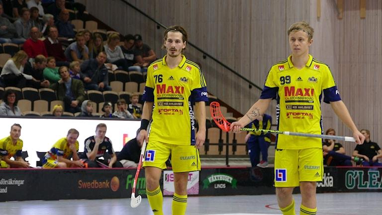 Markus Jovic Tommy Bolin i Visby IBK