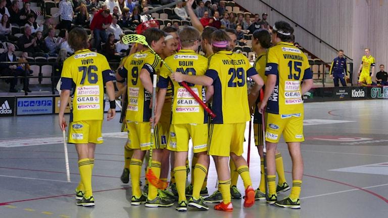 Visby IBK förlorade mot Lindås