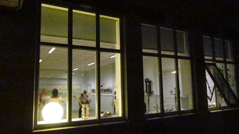 Zumbakväll i Fröjel. Foto: Johan Hellström