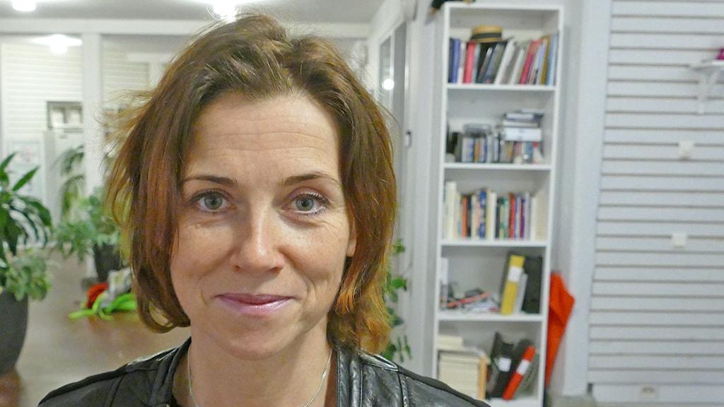 Maria Modig. Foto: Mika Koskelainen/Sveriges Radio