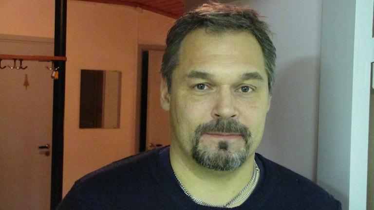 Janne Bergwall. Foto: Johan Hellström/Sveriges Radio